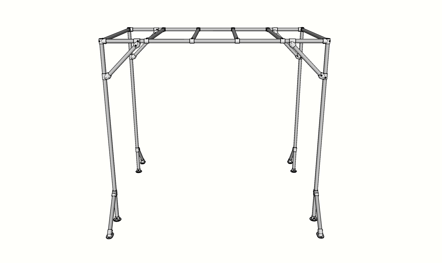 DHZ Monkey Bars